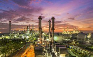 gas plant